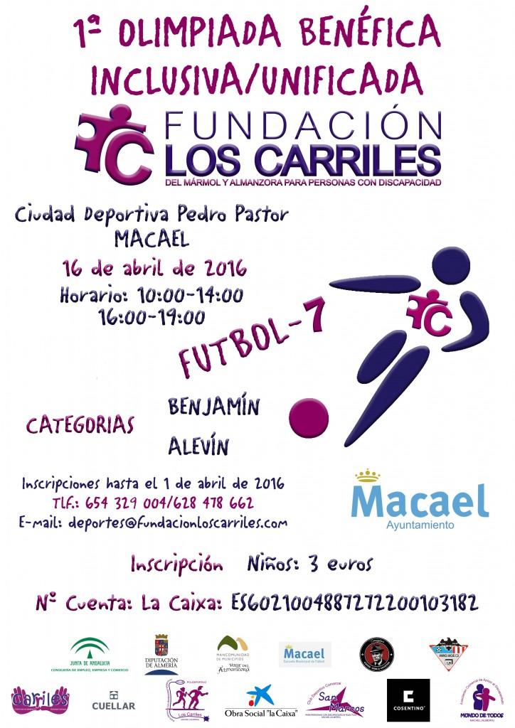 I JORNADAS FUTBOL-7 LOS CARRILES (1)