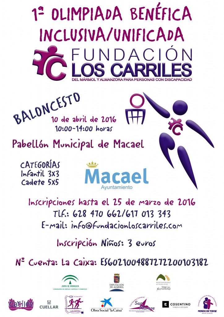 I JORNADAS MASTER BALONCESTO LOS CARRILES (2)