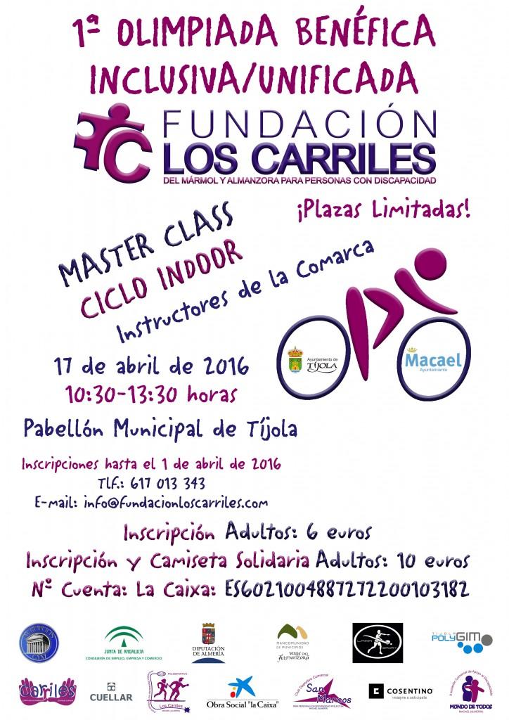 I JORNADAS MASTER CICLO LOS CARRILES
